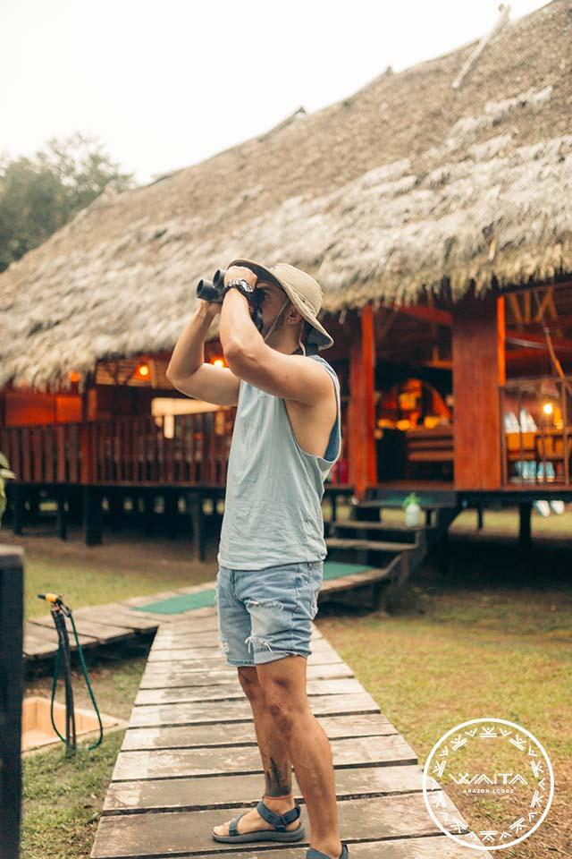 birdwaching-in-cuyabeno-waita-lodge